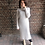 Thumbnail: SWEATER DRESS WITH FANTE CREAM
