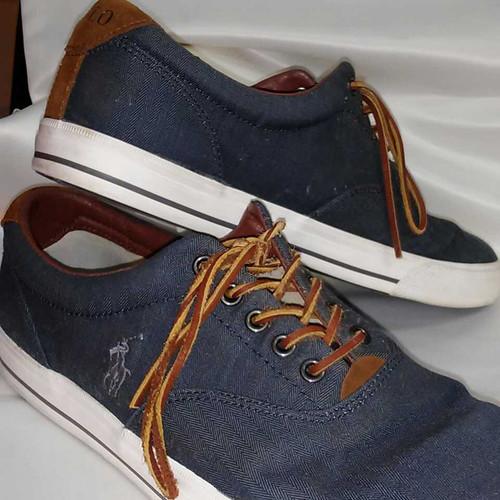 polo ralph lauren shoes sz 9050 w cheyenne