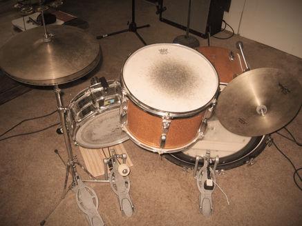 Drum Set-Up 2