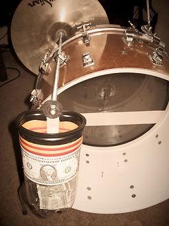 Drum Set-Up 1