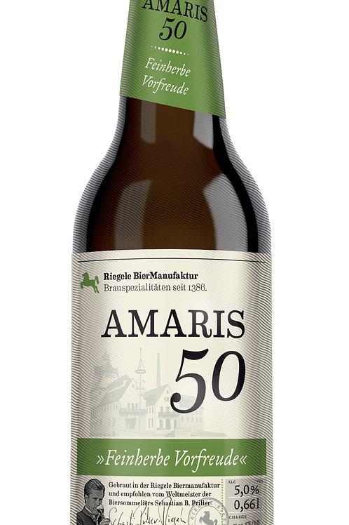 """ריגלה אמאריס 50 (660 מ""""ל)"""