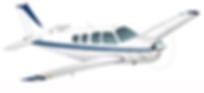 Carlsbad Air Tours Bonanza graphic