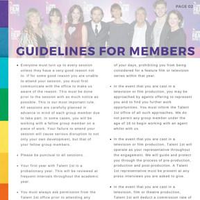 GAT Talent 1st Org Membership Pack Nov 2