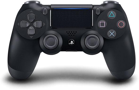DualShock 4 Jet Black Controller