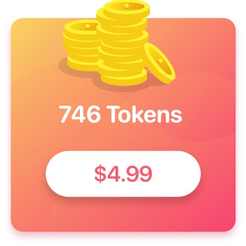 764 Tokens