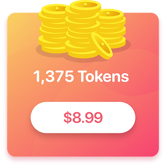 1,375 Tokens