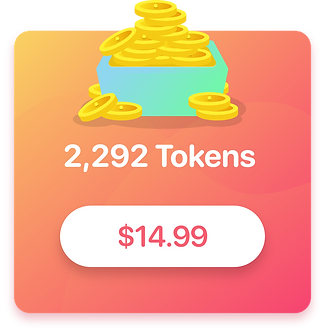 2,292 Tokens