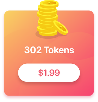 302 Tokens