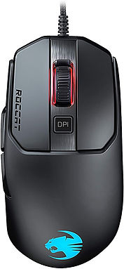 Kain 120 Aimo RGB PC Gaming Mouse - Black