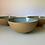 Thumbnail: Stoneware soup/pasta/ramen bowls in Chun glaze