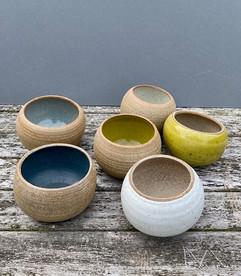 Rocking Bowls, Ceramics by Kate Garwood