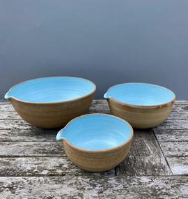 Pouring Bowls, Ceramics by Kate Garwood