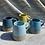 Thumbnail: Stoneware  mug with inlaid slip