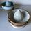 Thumbnail: Two part Stoneware Lemon squeezers