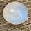 Thumbnail: Stoneware pouring bowl with Chun glaze
