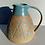 Thumbnail: Stoneware Jug with inlaid random slip