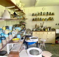 Shiplake Studio, Ceramics by Kate Garwood