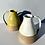 Thumbnail: Stoneware Jug with white glaze