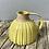 Thumbnail: Stoneware Jug in a satin yellow glaze