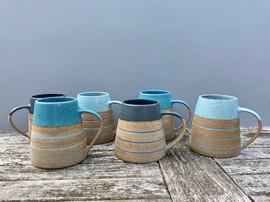 Mugs, Ceramics by Kate Garwood