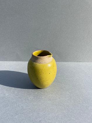 Small stoneware jug