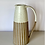 Thumbnail: Stoneware Jug with inlaid slipped lines and a white glaze