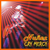 Linda Nunez CD cover Cry Mercy