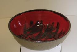 DielsM-Wheel Thrown Bowl
