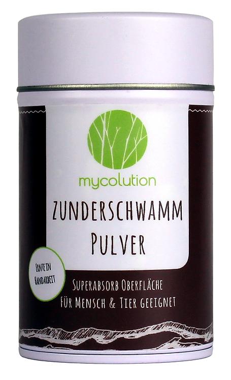 Mycolution Zunderschwamm Pulver 30g