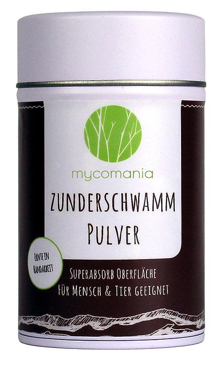 Mycomania Zunderschwamm Pulver 30g