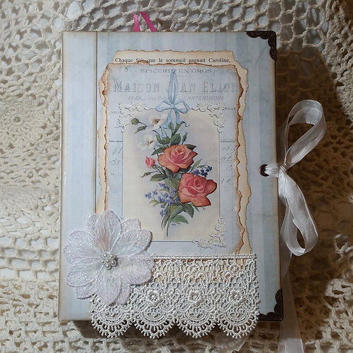 """Victorian Lace"" Journal"