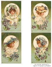 1904 Girls with Violets.jpg