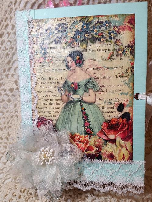 """""""Jane Austen Journal #1"""""""