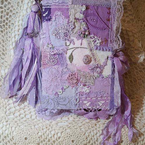 """""""Sweet Violets"""" Journal"""