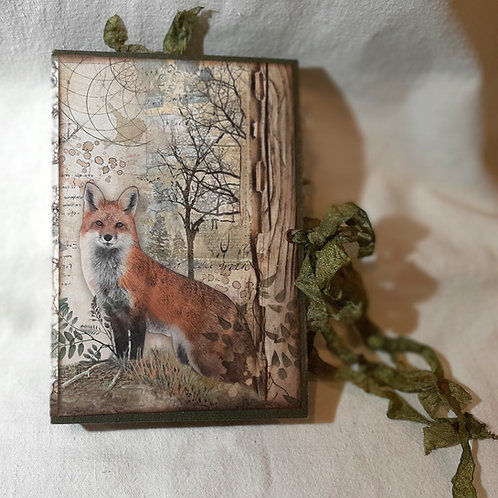 The Forest Junk Journal