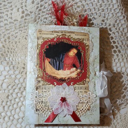 """""""Adore Him"""" Faith Journal"""