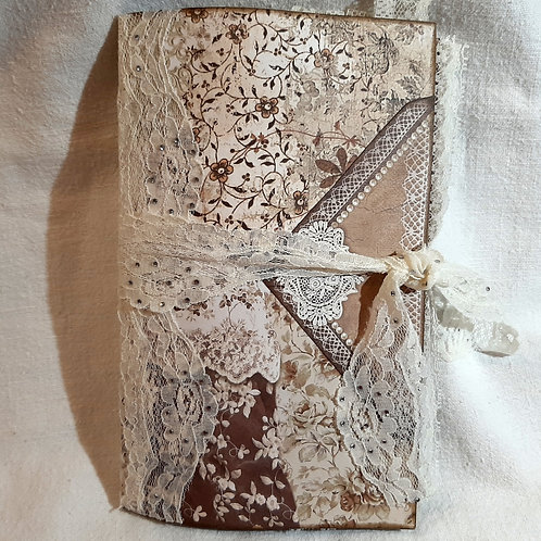 Stamperia Old Lace Journal #1