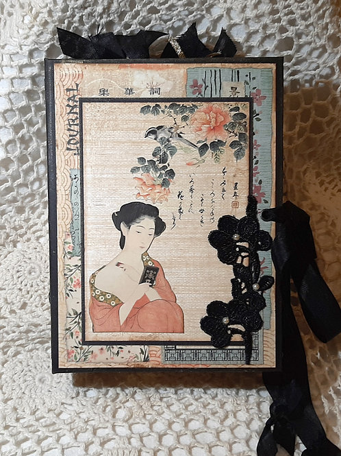 """Mikado""Asian-Style Journal"