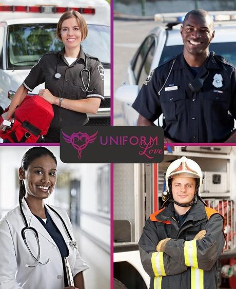 People in Uniform