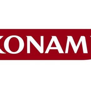 Konami anuncia que não participará da E3 2021