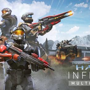 Halo Infinite tem beta multijogador entre os dias 29 de julho a 1º de agosto
