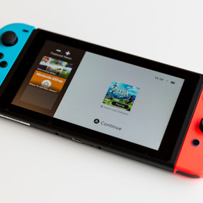 Nintendo vende mais Switch que esperava