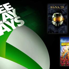 Halo, Borderlands 3 e Dirt 5 estão grátis para jogar nesse fim de semana para Xbox