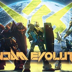 Bandai Namco anuncia Gundam Evolution um FPS no universo Gundam