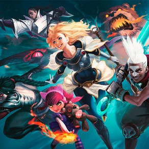 A Riot desativa o bate-papo para o time adversário do League of Legends