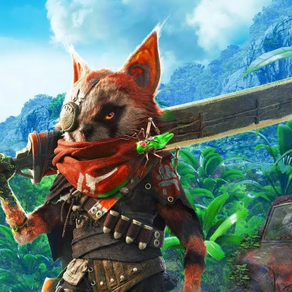 Biomutant lança trailer homenageando Star Wars
