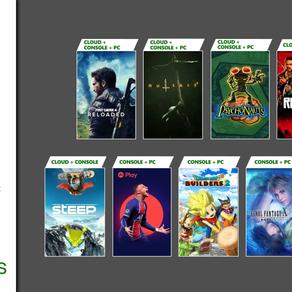Novos jogos chegando esse mês no Xbox Game Pass