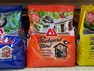 20% OFF Select Bird Seed