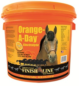 Orange A Day
