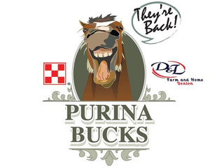Purina Bucks are BACK!!! December 5, 2015